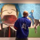 Art up - Lille (détail)