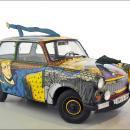 Trabant - Musée Dunkerque - France